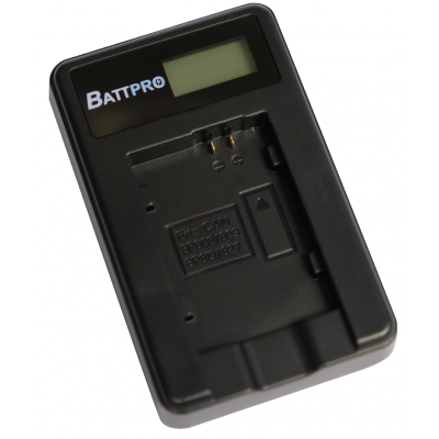 BattPro Canon BP-808 USB充電器